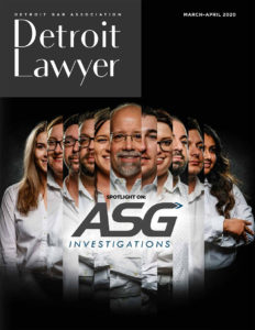 ASG Featured in Detroit Lawyers